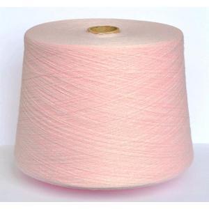 587 розовый 50 хлопок 50 ПАН бобина